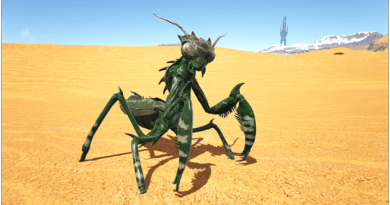 Ark Mantis