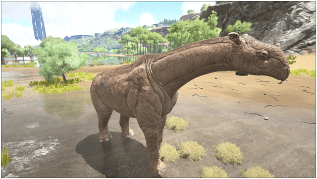 Ark Paraceratherium Guide Taming Food Saddle Breeding Drops Location Progametalk Ark's base taming speed on pc, ps4, and xbox is. ark paraceratherium guide taming food