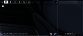 Warframe Chat Command Screen
