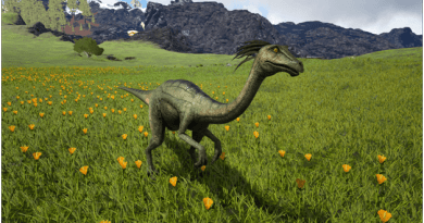 Ark Gallimimus