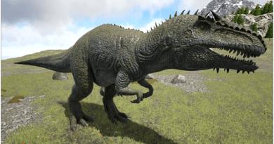Ark Giganotosaurus
