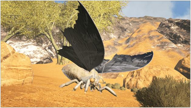 Ark lymantria