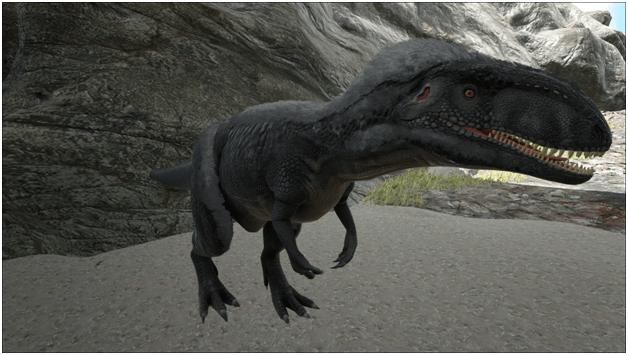 Ark Megalosaurus