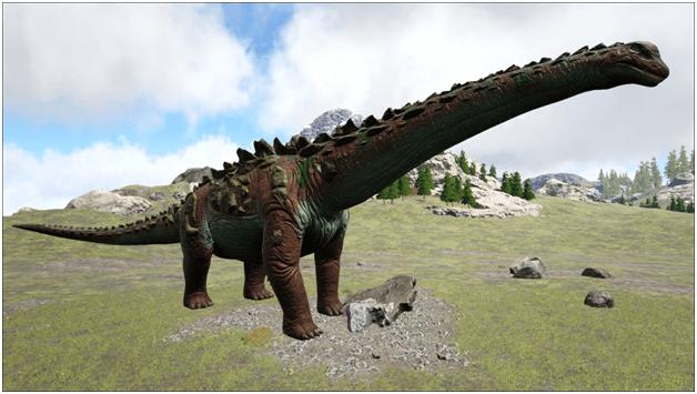 Ark Titanosaur