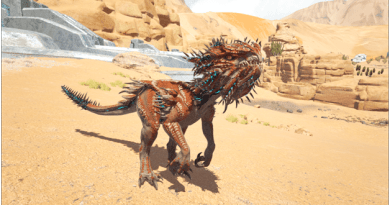 Ark Velonasaur