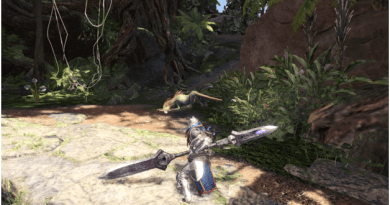 Jagras of the Ancient Forest Main Quest