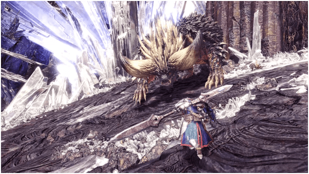 A Wound and a Thirst mhw mission