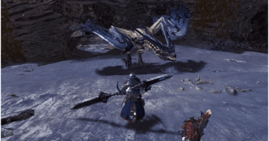 mhw Legiana: Embodiment of Elegance mission