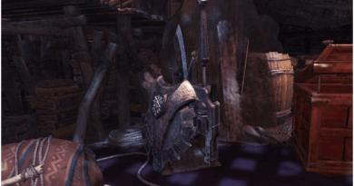 Iron Gunlance mhw weapon