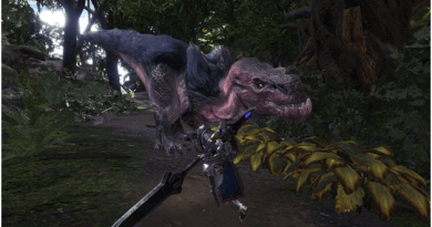 The Encroaching Anjanath Quest MHW