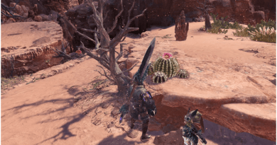 Prickly Predicament mhw optional quest