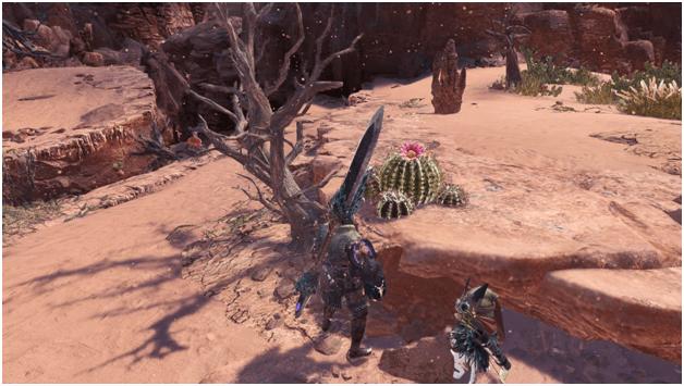 Prickly Predicament mhw optional quest