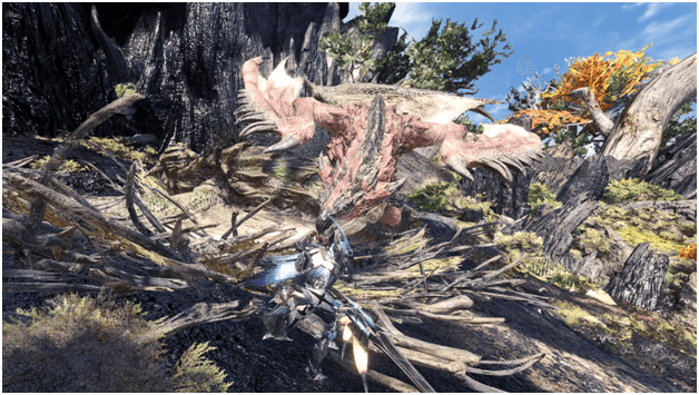 mhw Redefining the Power Couple optional quest