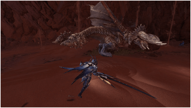 mhw Twin Spires Upon the Sands optional quest