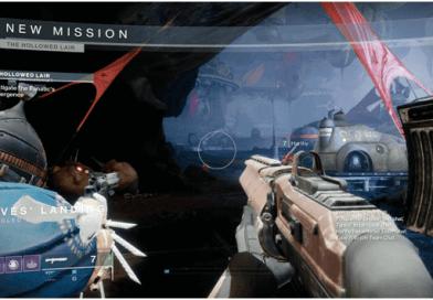 Destiny 2 The Hollowed Lair