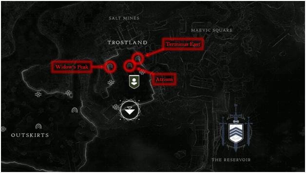 Destiny 2 Trostland Lost Sectors