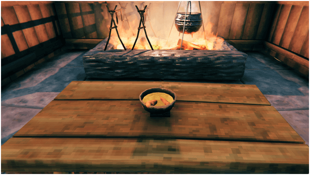 Valheim Carrot Soup
