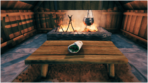 Valheim Fish Wraps