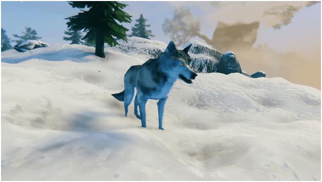 Valheim Wolf