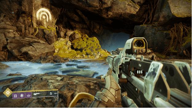 Destiny 2 Aphelion's Rest Lost Sector Location (Ur Haraak Disciple of Quria Location)
