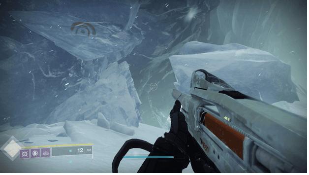 Destiny 2 Perdition (Alkestis Sacrificial Mind Location)