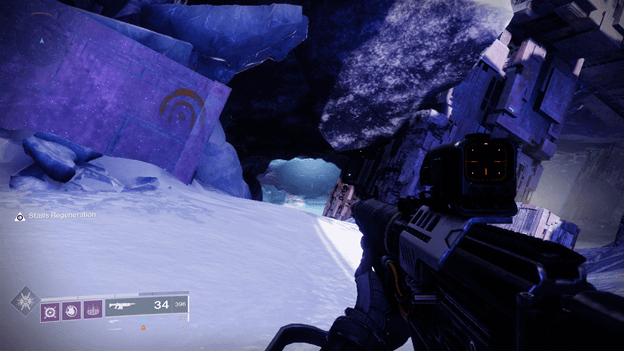 Destiny 2 Concealed Void (Teliks, House Salvation Location)
