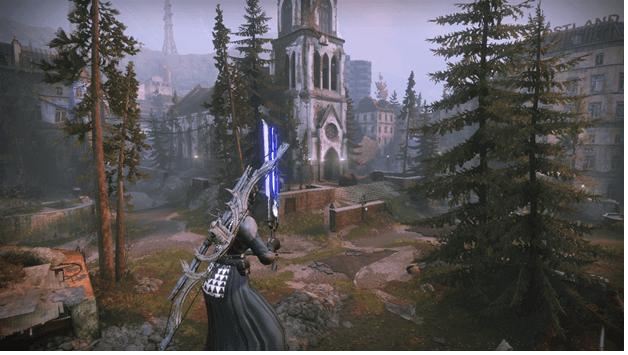 Destiny 2 European Dead Zone Sectors