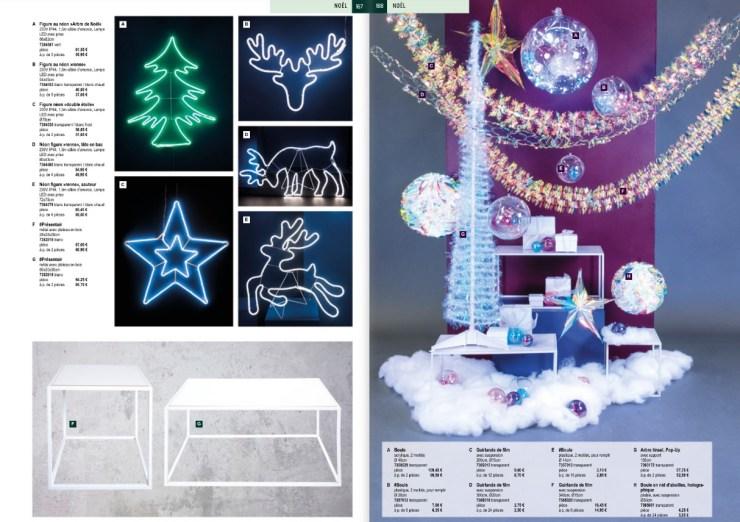 Pro-G Créa - Déco de Noël lumineuse