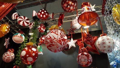 Décoration de Noël en thermoformé