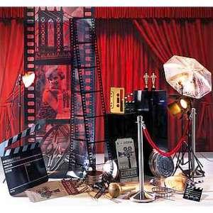 Décoration Cinéma et disco