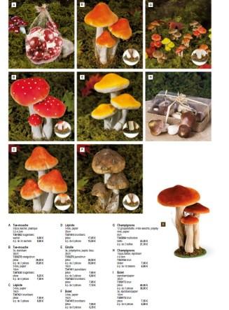 deco champignon