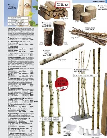Décors de bois
