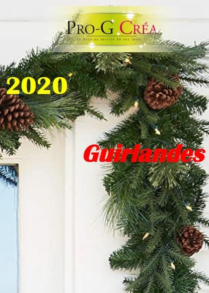 Guirlandes de Noël