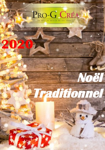 decoration noel traditionnel