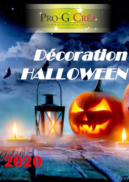 Décoration pour Halloween professionnel
