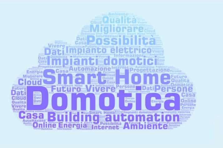 Domotica, Building automation e Smart home. Distinzione tra termini