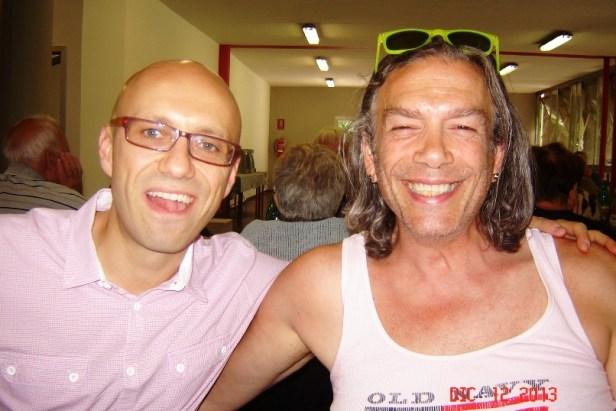 Fabio Bottero sindaco e Gianni (1)