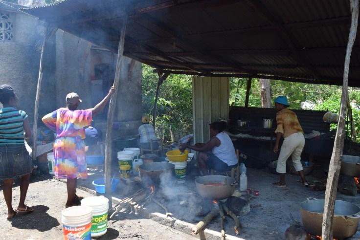 L'Asile cucina