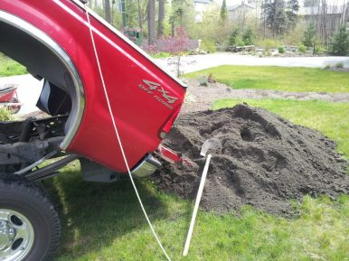 Soil delivery