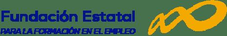 Logo Fundación Estatal para la formación en el empleo