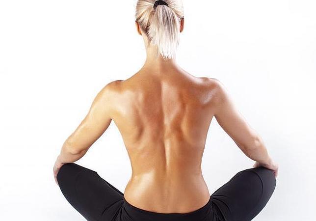 Yoga para recuperación del tratamiento de cáncer de mama.