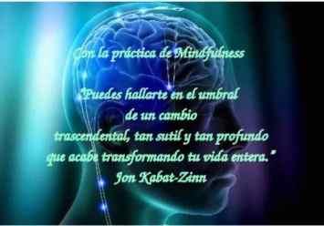el mindfulness como medio de auto observación