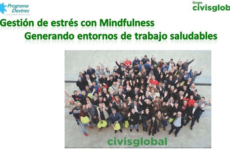 Curso Mindfulness Grupo Civis Global
