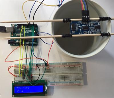 Sensor de nivel de agua con Arduino