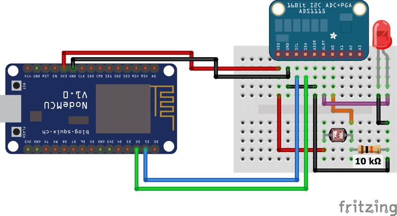 ads1115 16 - Electrogeek