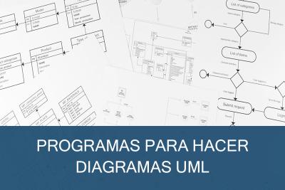 Programas para hacer Diagramas UML