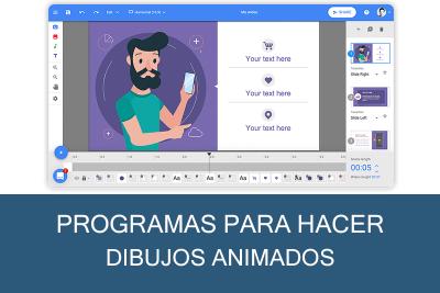 Programas para hacer Dibujos Animados Gratis