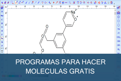 Programas para hacer Moléculas Gratis