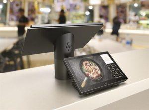 Visores y pantallas para clientes