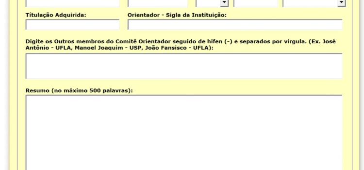 formatar abstract tcc